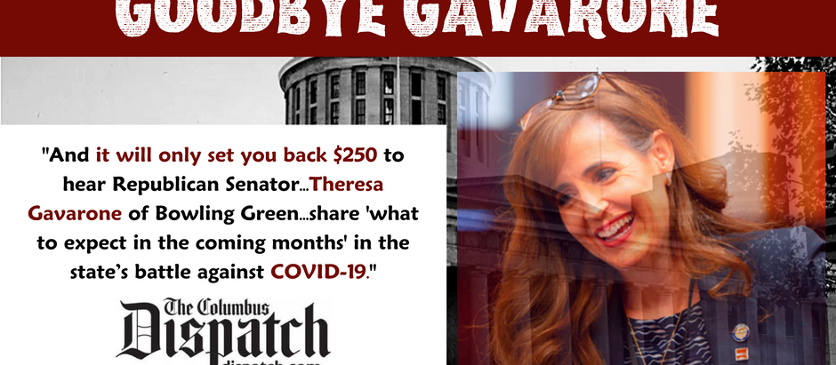 Ohio Republicans demand $250 for COVID info. Help beat them in November.