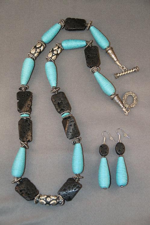 LAVA BLUE ( SET )