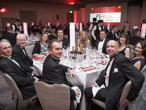 Winners for the most innovative product of the year, at the FSTech Awards, see how we did it again?