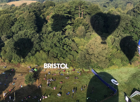 Bristol International Balloon Fiesta Charity - 2017