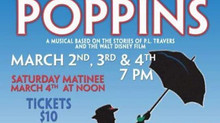 See Mady in the Stage Production of 'Mary Poppins'