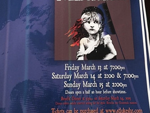 Mady stars in 'Les Miserables'