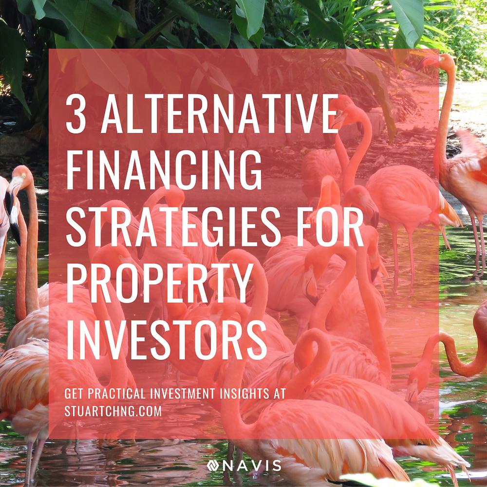 Financing methods for property investors