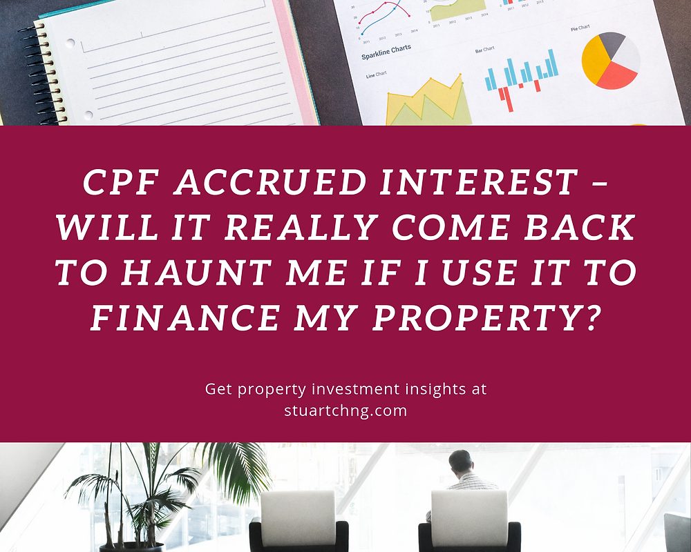 CPF Accrued Interest affecting HDB property owners
