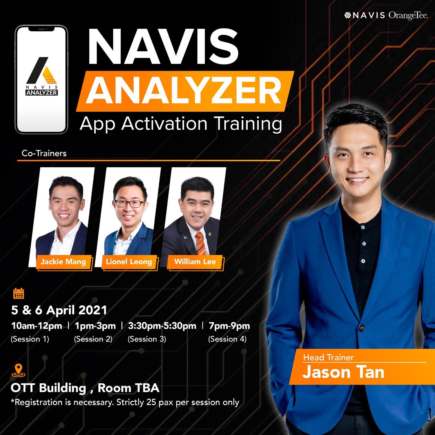 NAVIS Analyzer Mobile App Empowers Our Agents With Cutting Edge Data