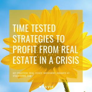 Opportunities To Profit From Real Estate In A Crisis COVID-19