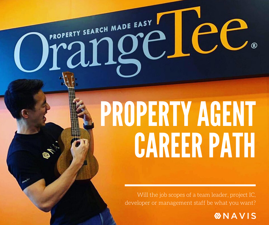 property agent career path