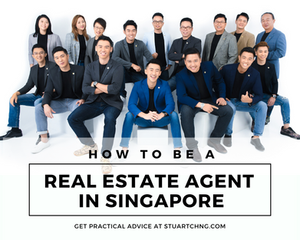 How to be real estate agent in Singapore