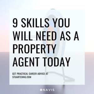 property agent skills upgrading