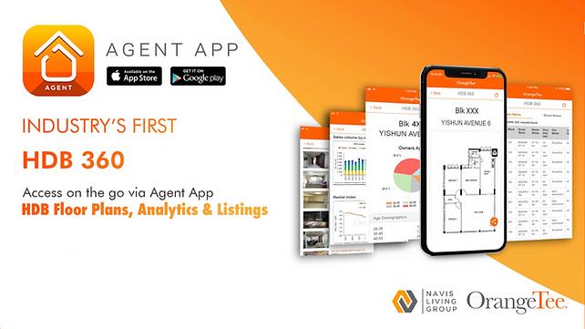 HDB Analytics Statistics OrangeTee App