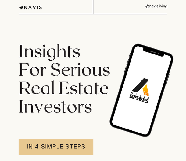 Insights  For Serious Real Estate Investors