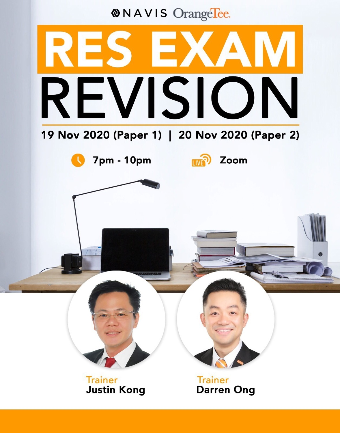 RES Revision Tutorials for Aspiring New Agents