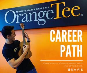 orangetee career path