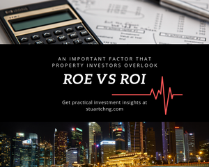 ROE vs ROI Important factor that Property Investors overlook