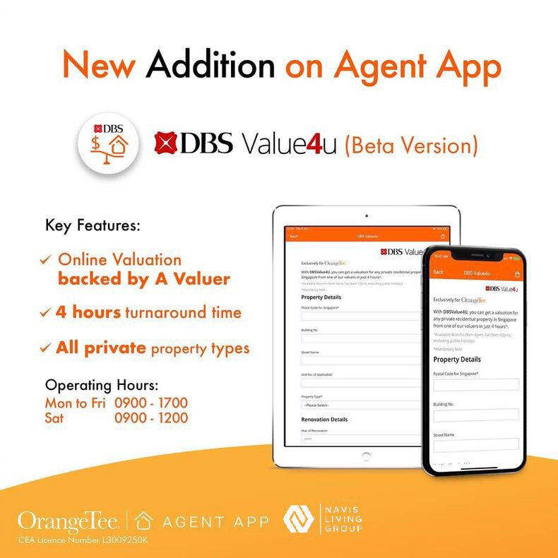 real estate agency agent app
