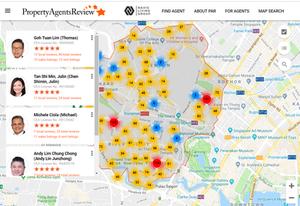 property agent review orangetee singapore