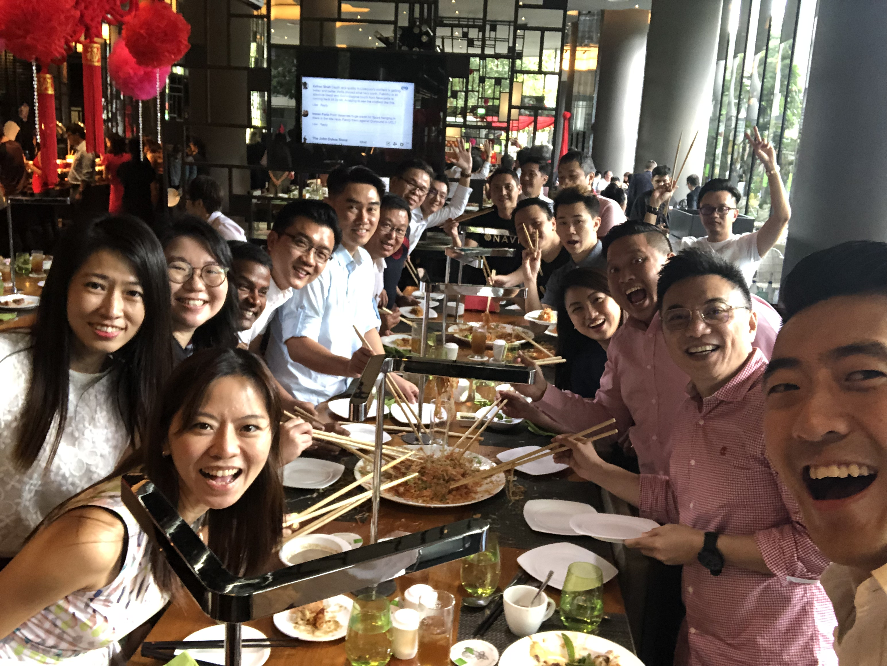 Chinese New Year Luncheon
