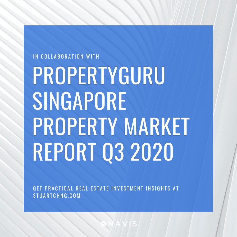 propertyguru singapore property market trends outlook report q3 2020