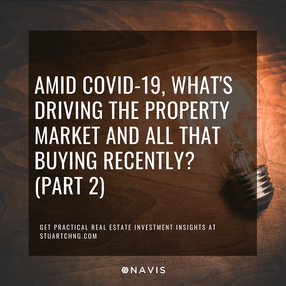 Property market singapore Covid 19