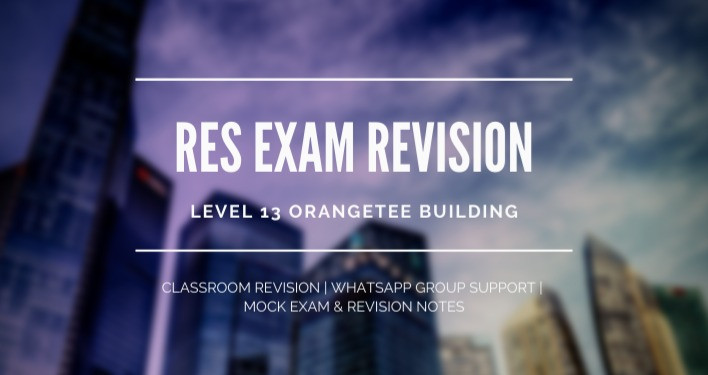 RES Exam revision classes free RCN Celeste
