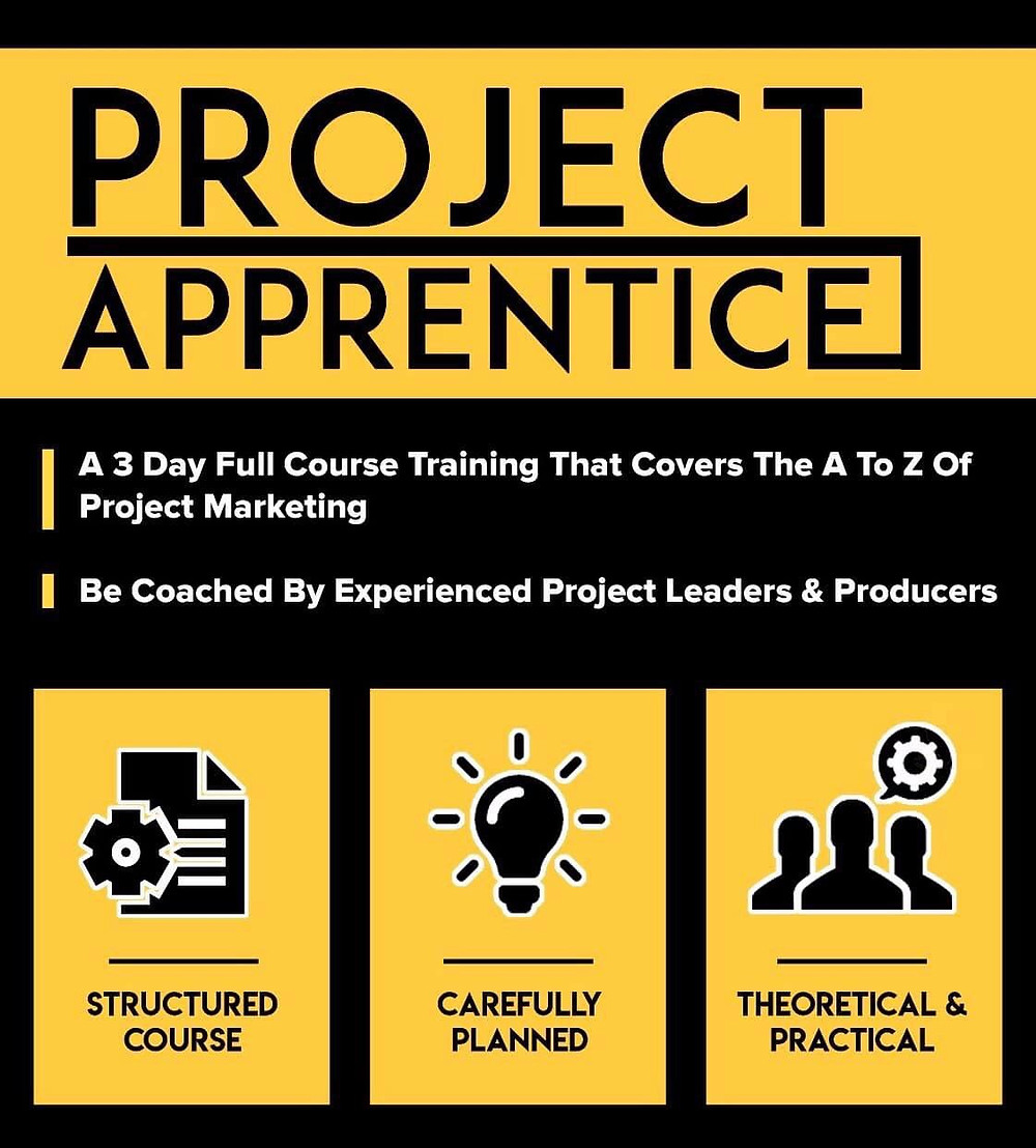 Project New Launches Training Course for realtors