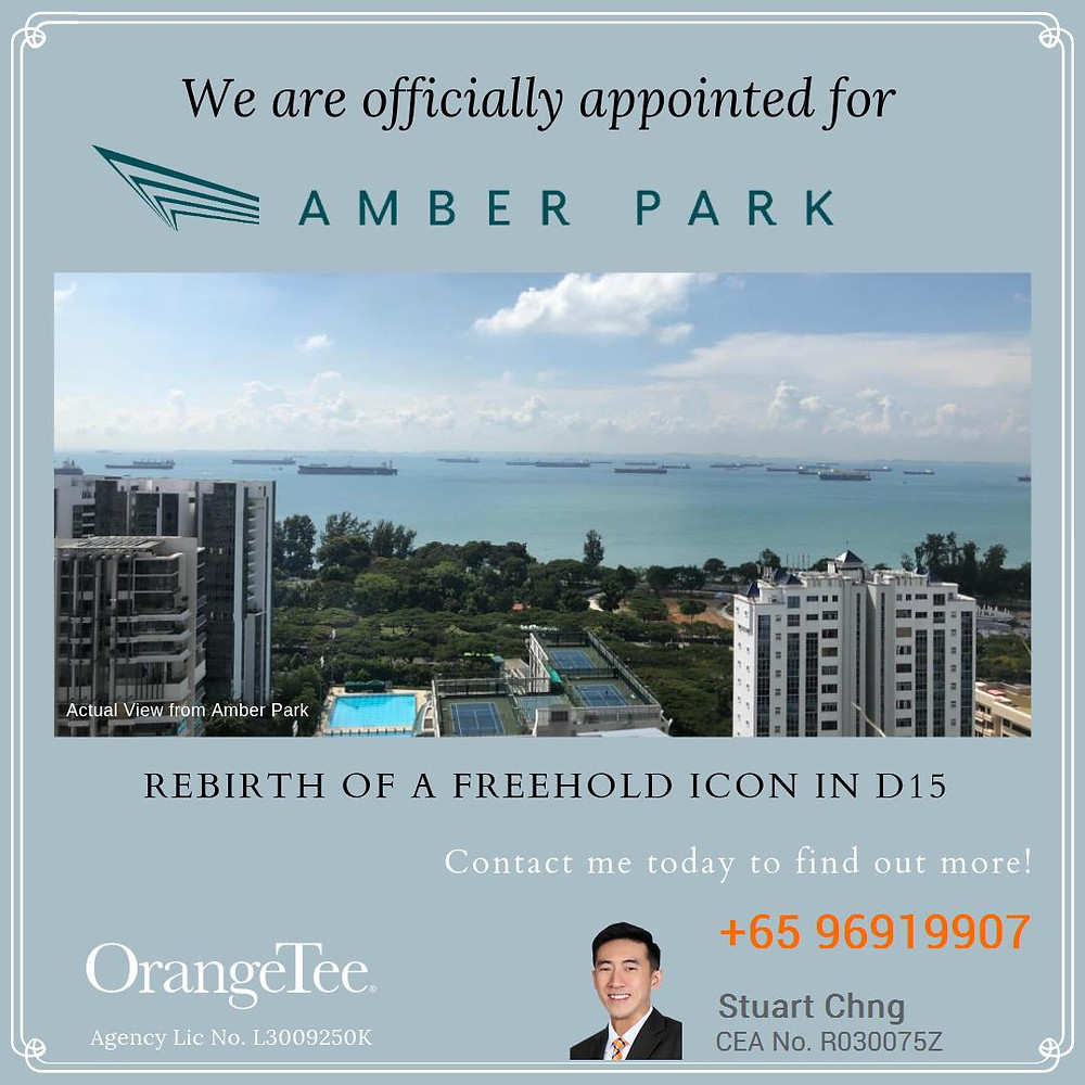 OrangeTee Sample Instagram Artwork for Property Agents