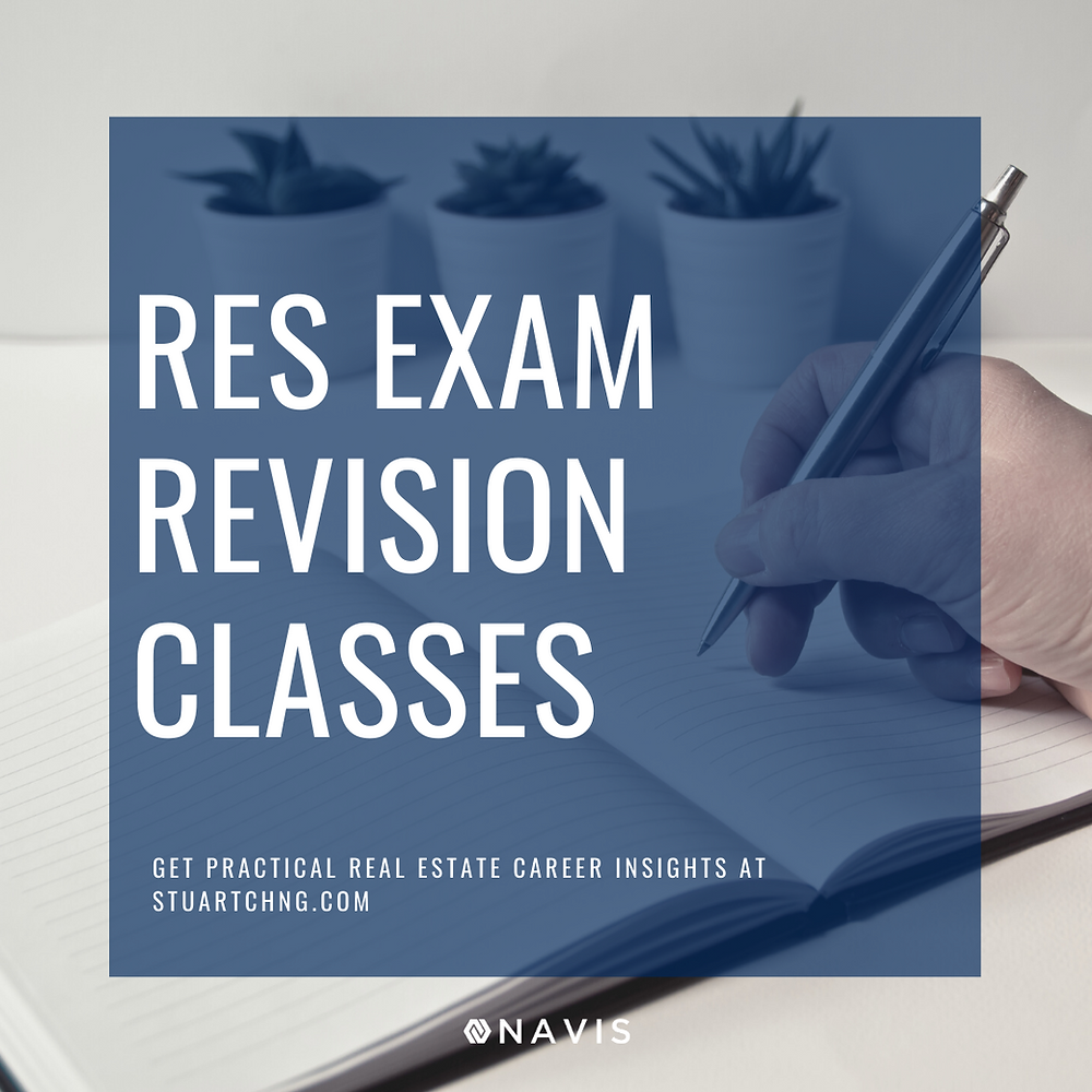 res exam revision sessions