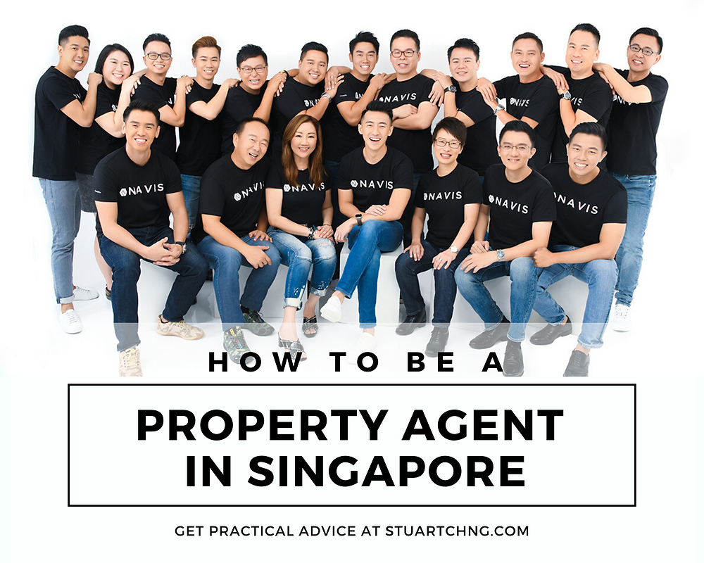 How to be a property agent in Singapore