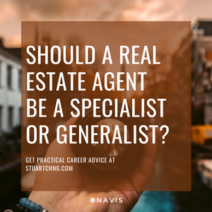 Should Property Agents Specialise or Be Generalist