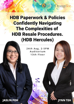 HDB Policies & Procedures