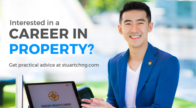 Property agent singapore career