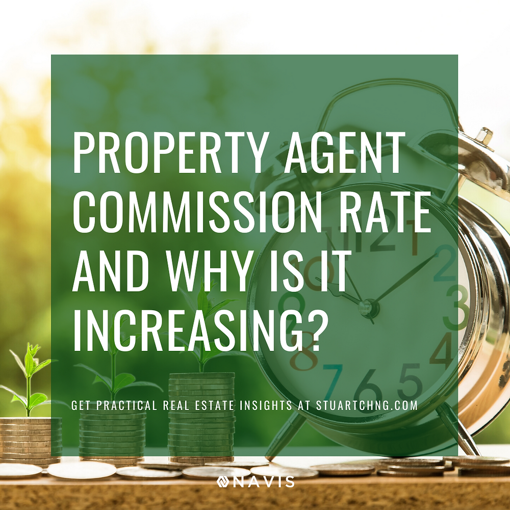 Property Agent Commission Rate Singapore