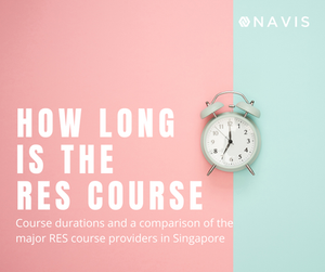 How long is the RES Course?