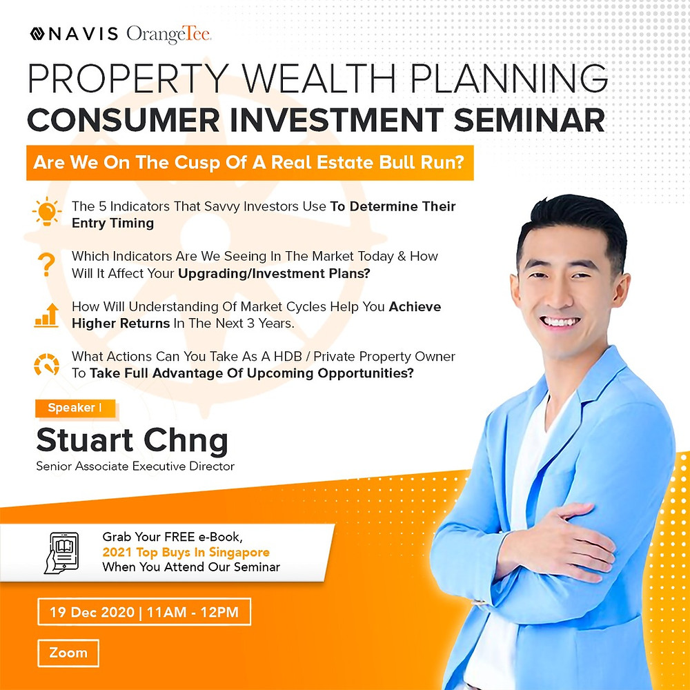 property investment seminar singapore