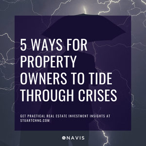 5 Ways to Tide Through Difficult Times Using Your Property