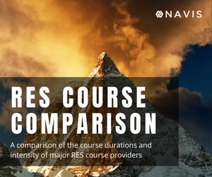 RES course providers review