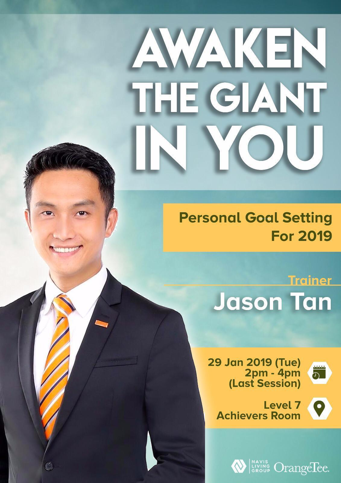 Personal Goal Setting Guidance