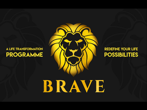 BRAVE Programme - A Self Discovery & Life Transformation Programme for Sales People