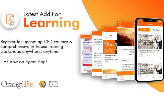 OrangeTee CPD Courses Training technolog