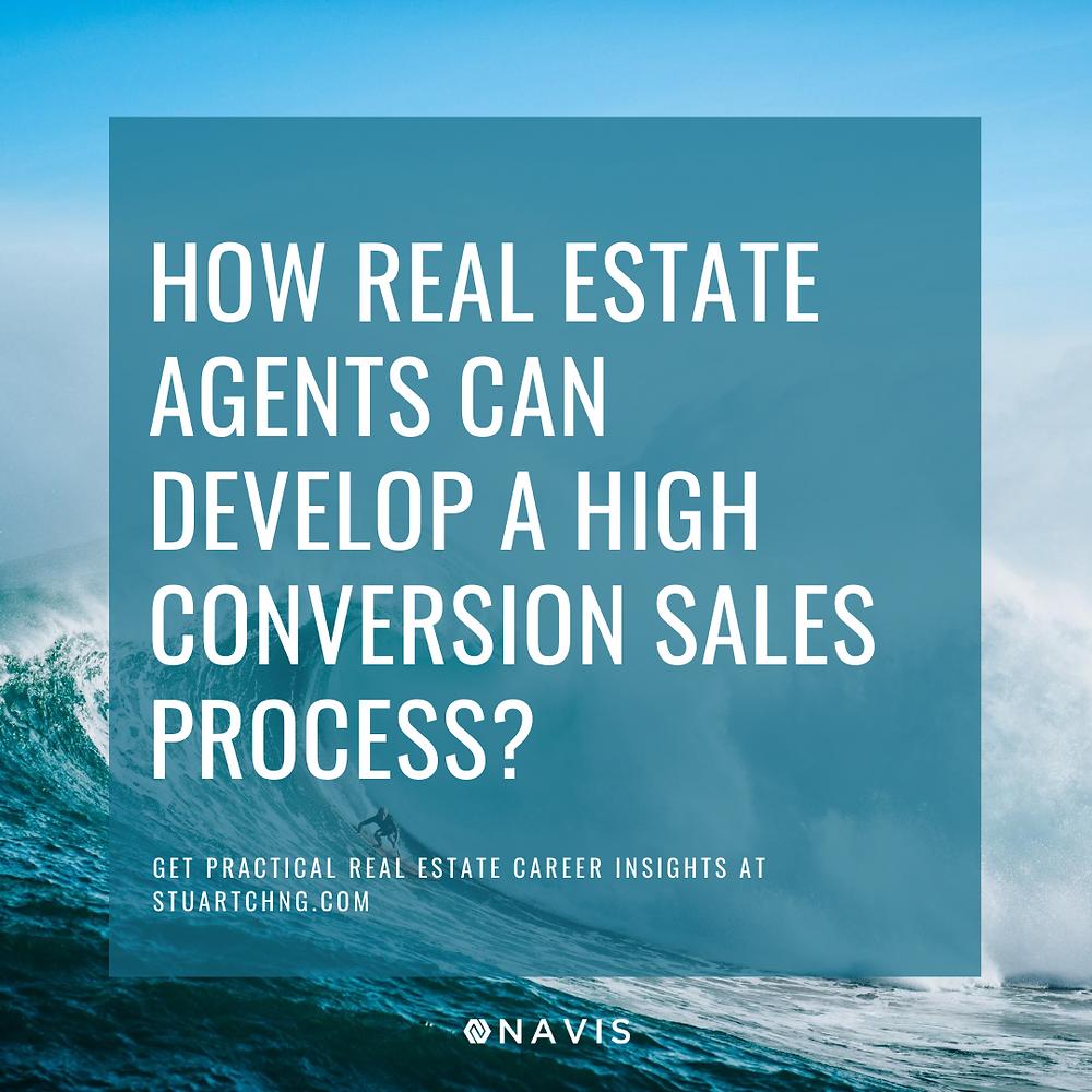 real estate sales career