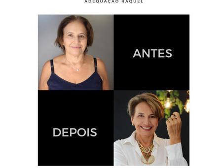 VISAGISMO PH NA ADEQUAÇÃO DE IMAGEM - RAQUEL