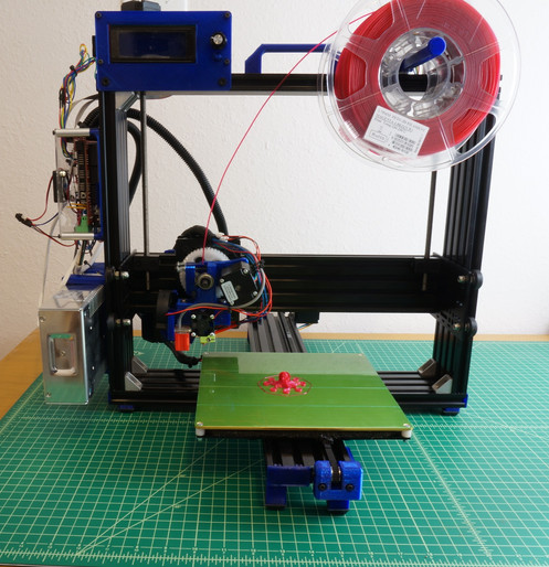 Fully Assembled Voxel OX 8