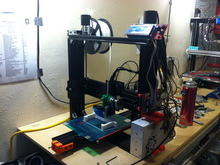 Voxel OX, our very own 3D printer design!
