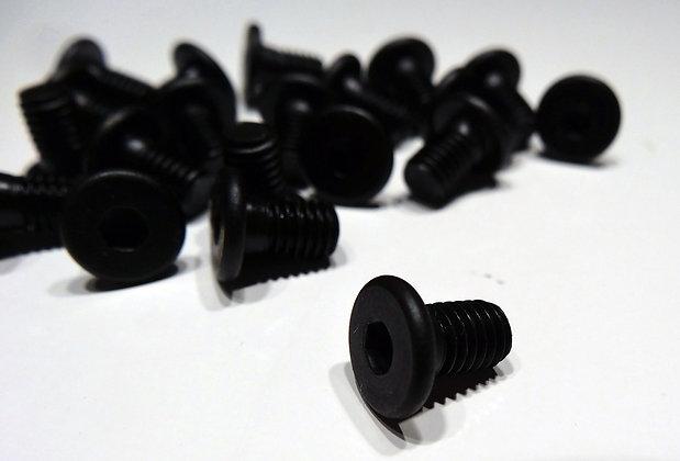 Low Profile Screws M5 8mm