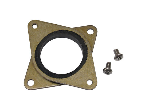 NEMA 17 motor vibration damper with M5 5mm screws