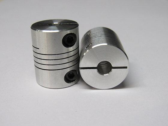 5mm x 6mm flexible couplers