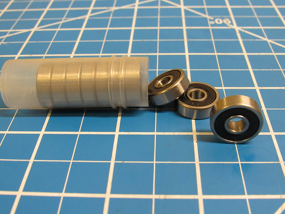 625-2RS 5x16x5mm Double Sealed Ball Bearing