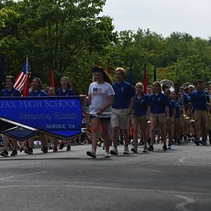Fairfax City 4th of July Parade