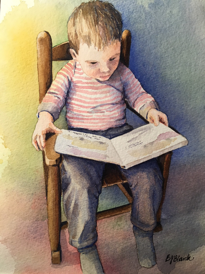 Boy and His Book_1