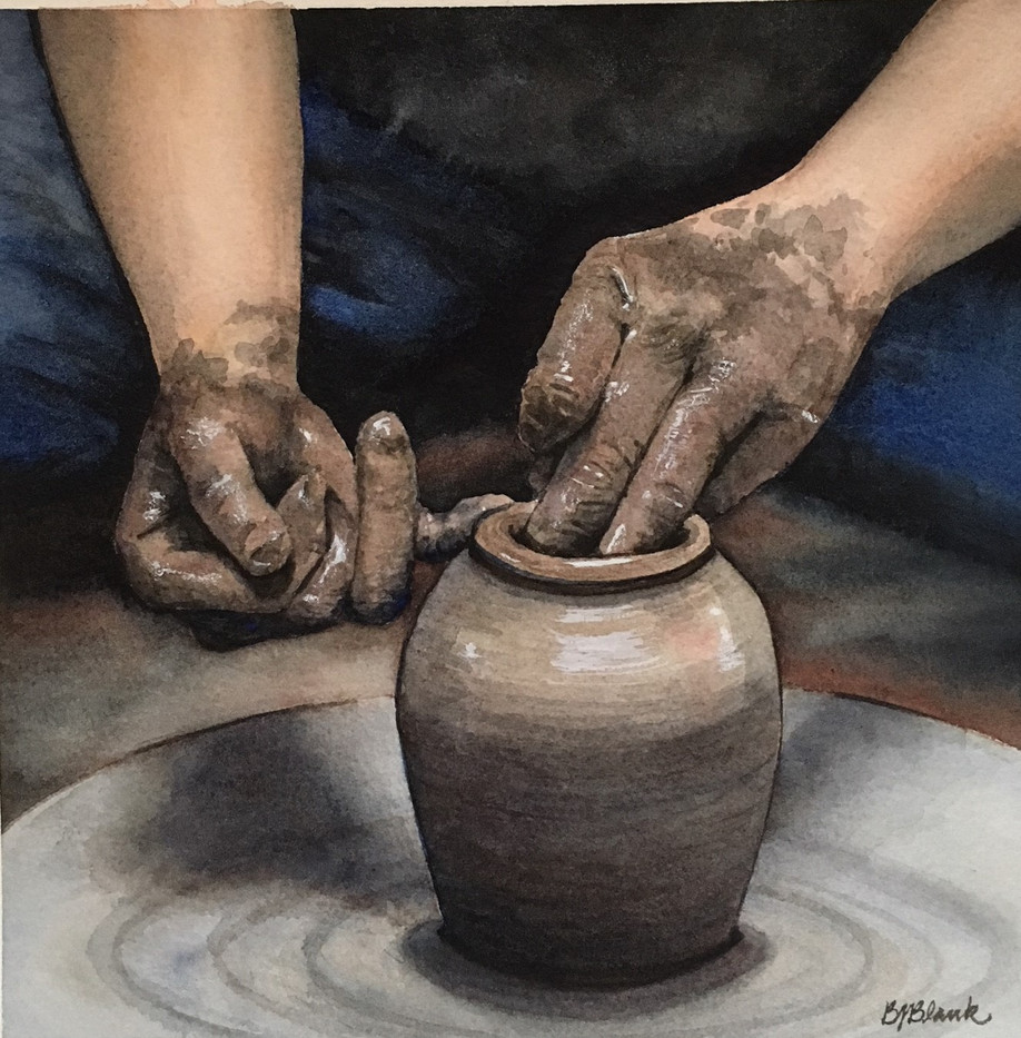 Potter's Hands_1